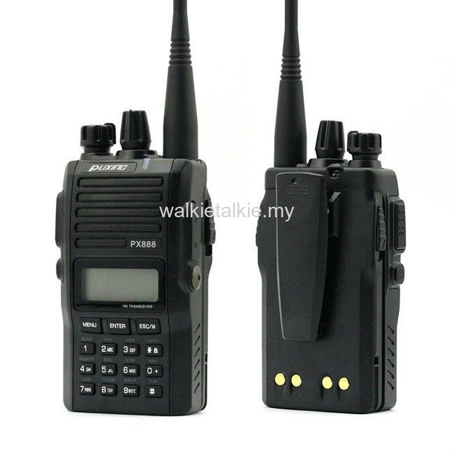 Puxing PX-888 Mono Band VHF Walkie Talkie
