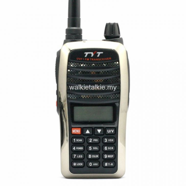 TYT TH-UVF1 Dual Band UHF VHF Walkie Talkie