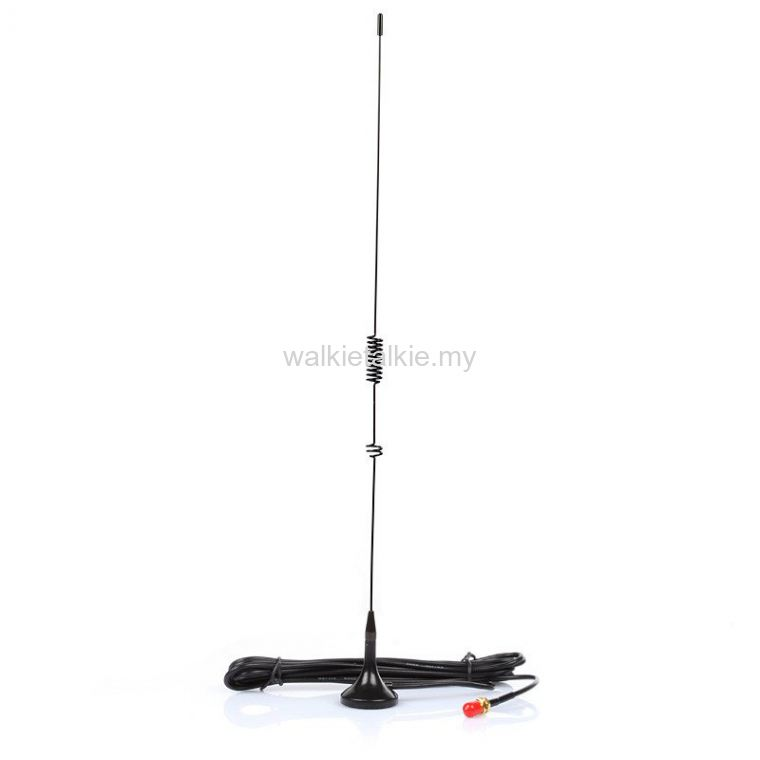 Nagoya UT-106UV Dual Band UHF VHF Mobile Antenna