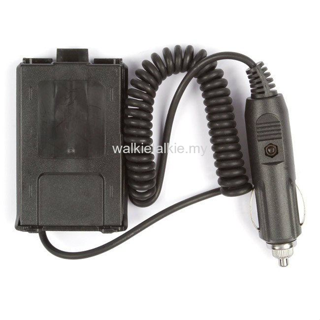 Baofeng UV-5R Walkie Talkie Car Eliminator