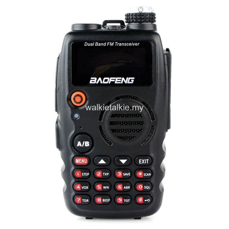 Baofeng B-580T Dual Band UHF VHF Walkie Talkie
