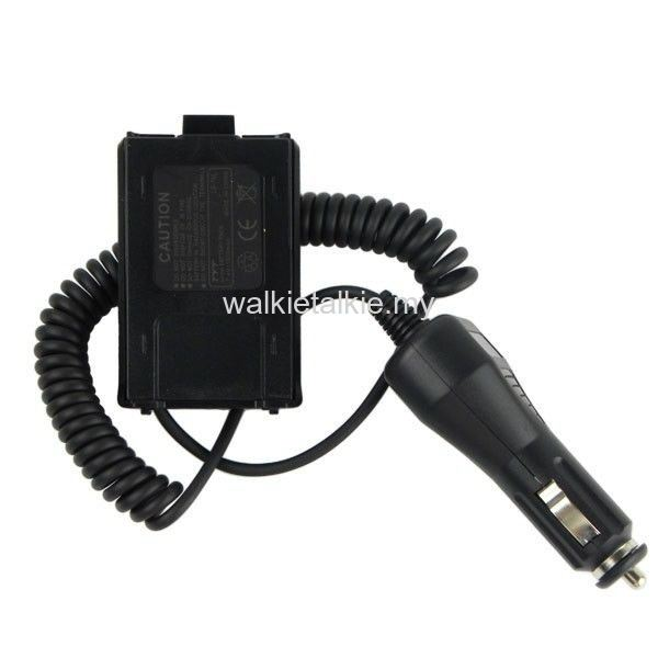TYT TH-F8 Walkie Talkie Car Eliminator