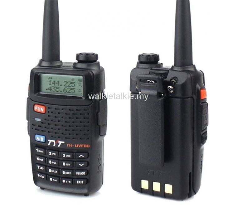 TYT TH-UVF8D Dual Band UHF VHF Walkie Talkie