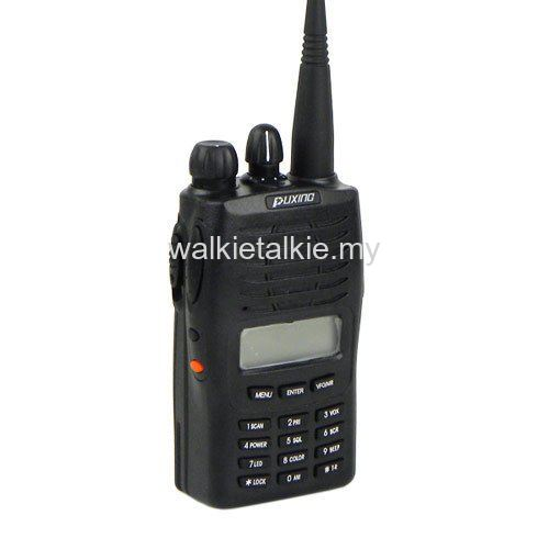 Puxing PX-777 Mono Band VHF Walkie Talkie