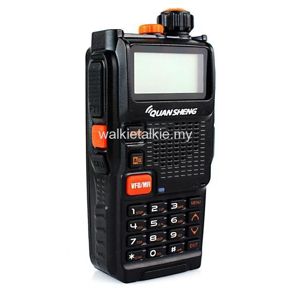 Quansheng TG-K4AT Dual Band UHF VHF Walkie Talkie