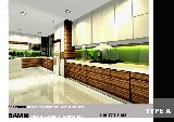 ponderosa. taman molek. carporch .design. semi d