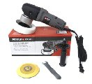 Porter Cable 7424 XP Dual Action Orbital Polisher + FREE BACKING PLATE & Accessories