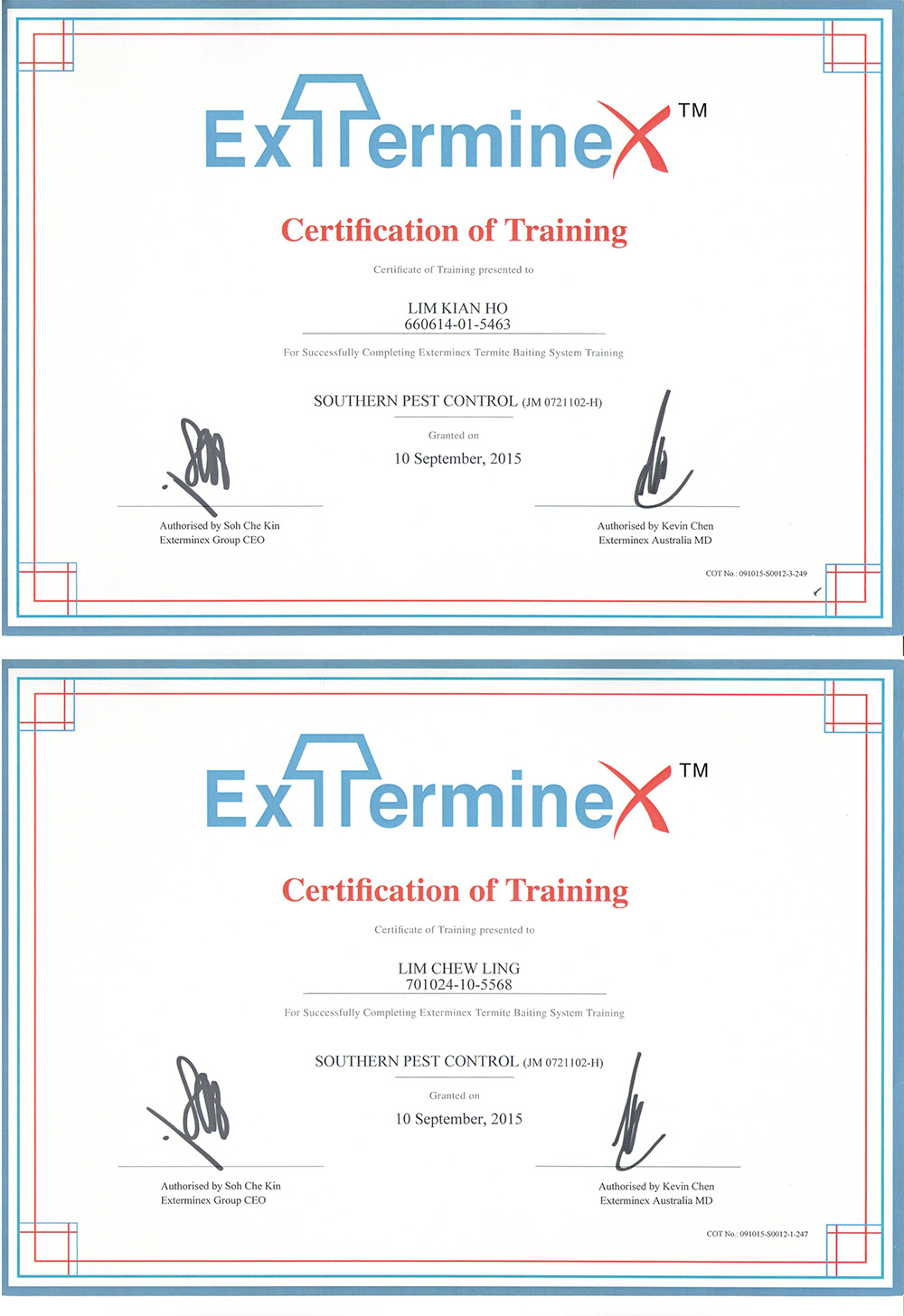 Pest Control License: Pest Control License Malaysia