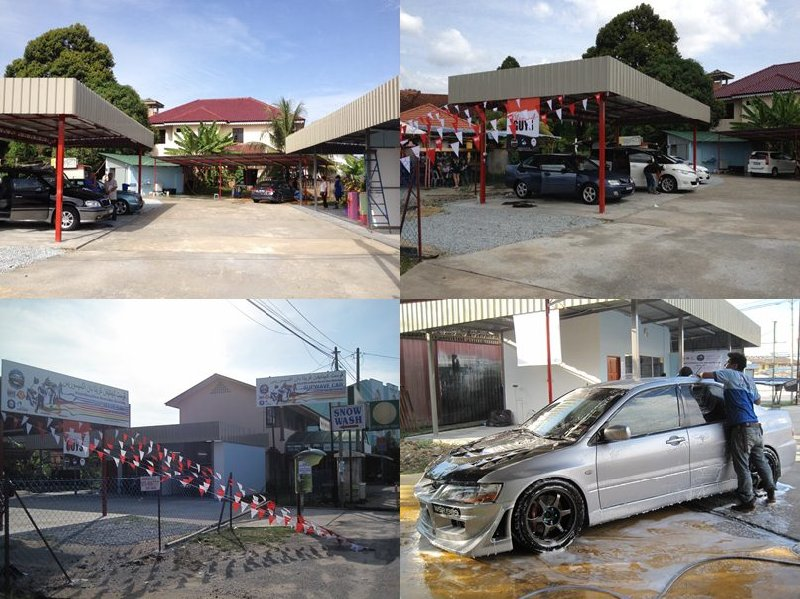 Car Wash Business Franchise Malaysia