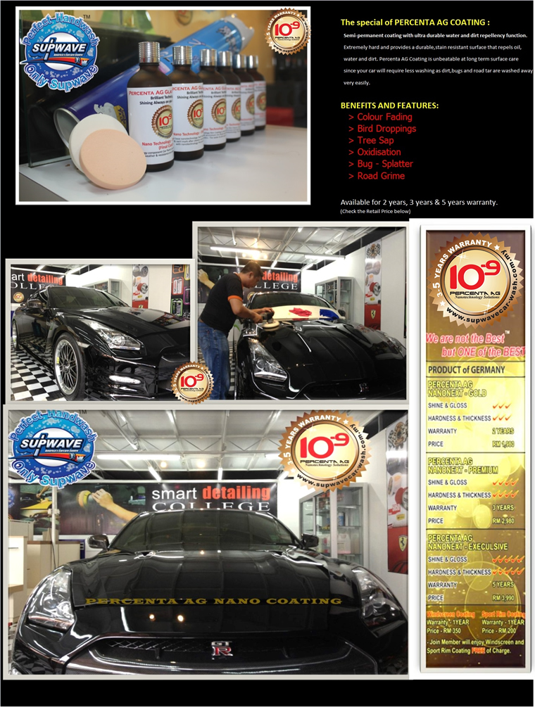 Car Wash Business Franchise Malaysia