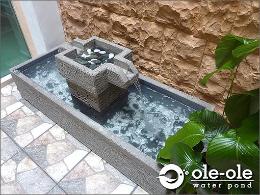 P10 water ponds design malaysia kolam ikan hiasan johor - La residence exotique fish house singapour ...