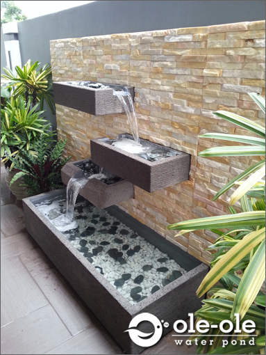 Home pond designs house design plans for Koi pond design malaysia