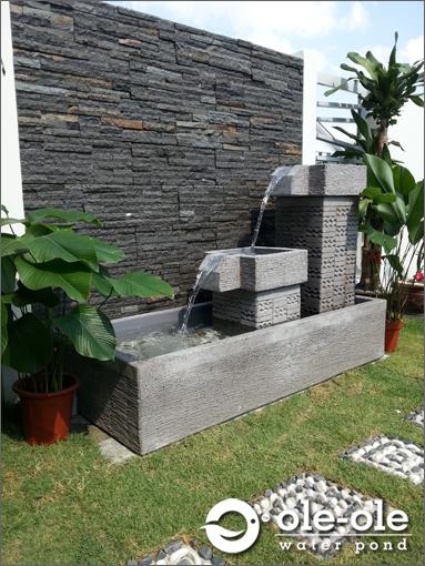 P3l water ponds design malaysia kolam ikan hiasan johor for Koi pond johor bahru