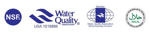 Resultado de imagen para certified water filter