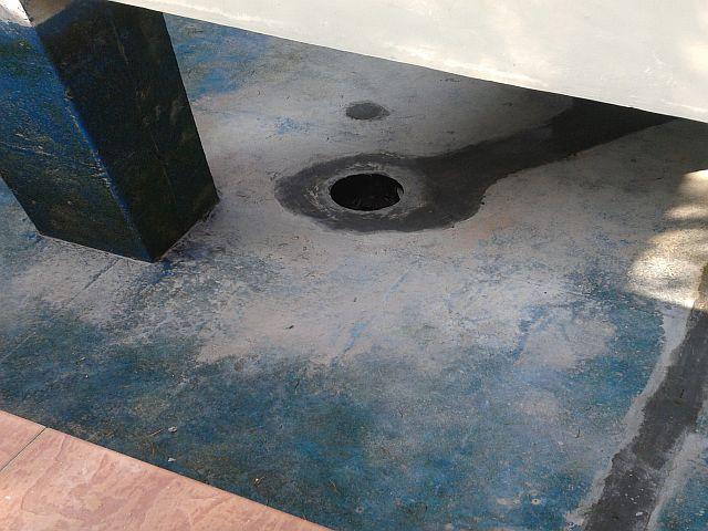 Improve filter system johor bahru jb malaysia supply for Bottom drain pond filter