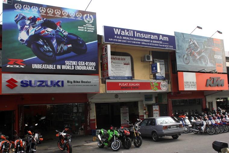 Suzuki Service Center Kajang