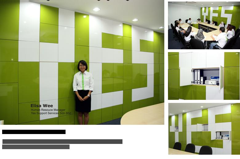 Office design 1 smart office johor bahru jb johor desa for Office design johor