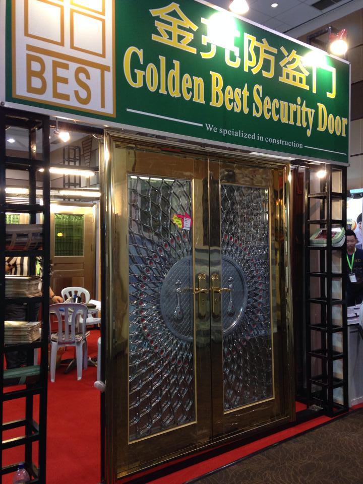Golden Best Security Door Trading - in Ampang, Kuala Lumpur