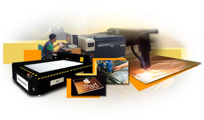 advance laser cutting machine