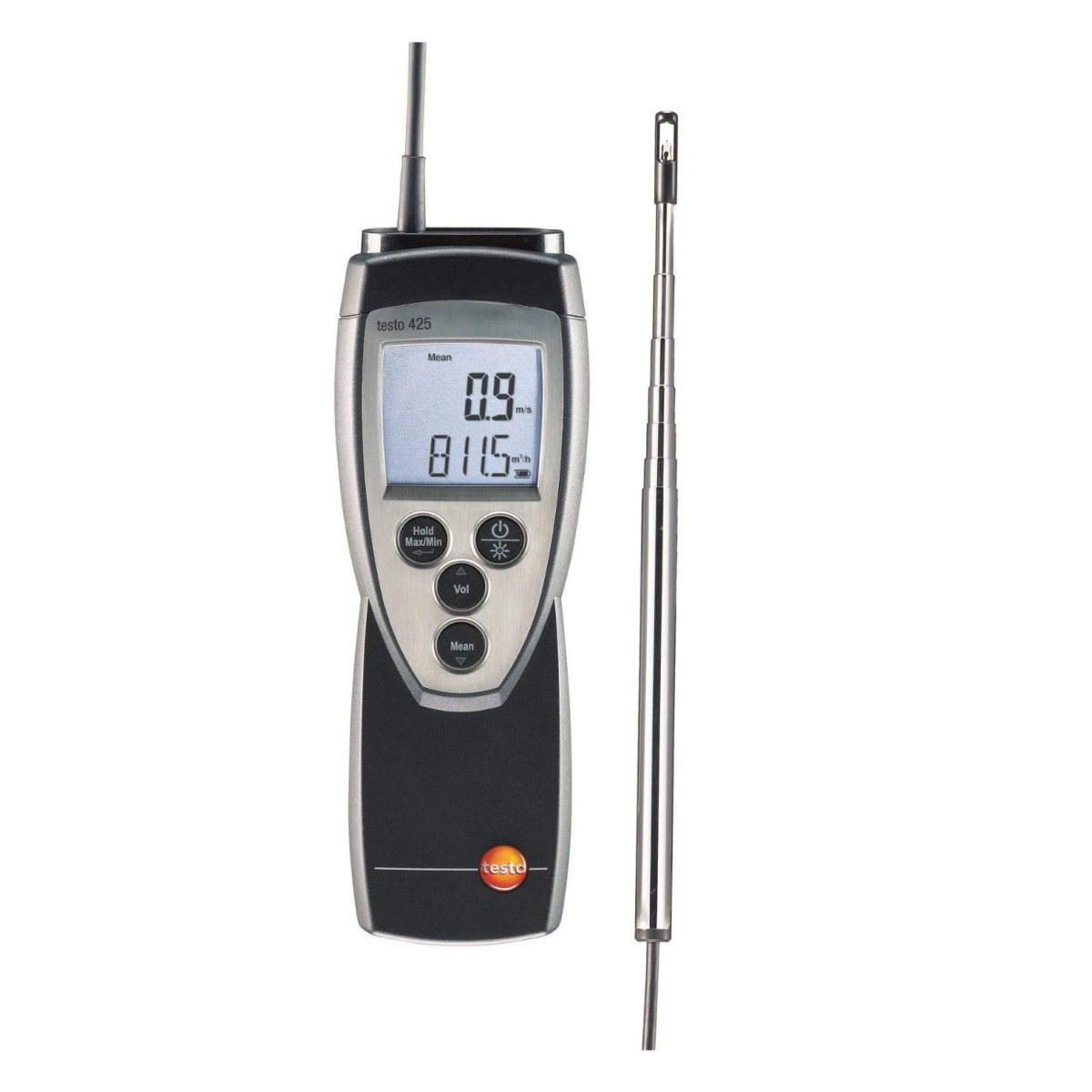 Buy Testo 510 I Differential Pressure Measuring Instrument With Smart Probe 510i Rm2