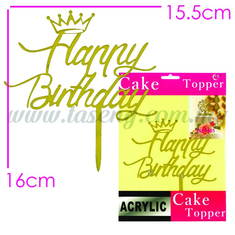 Buy Cake Topper Online Malaysia