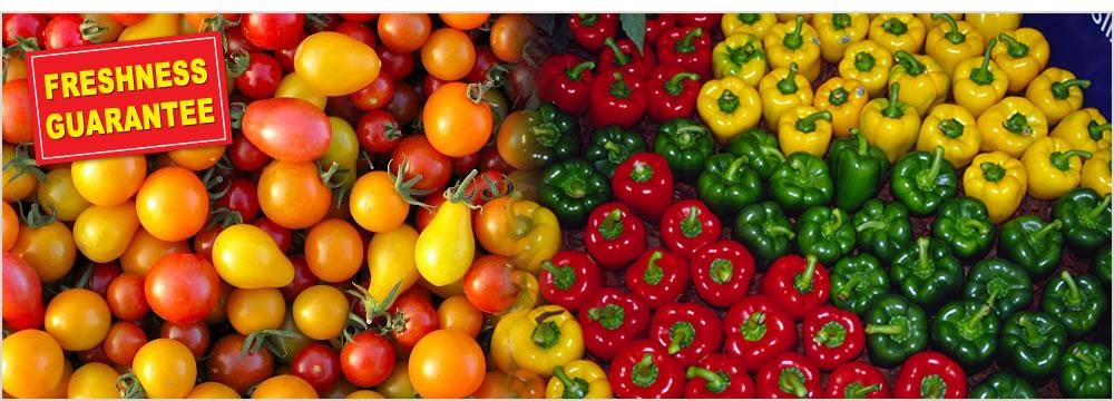 Vegetables Importer, Exporter, Supplier in Malaysia, Johor, JB
