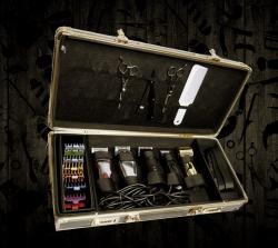 Barber Clipper Tool Case Box