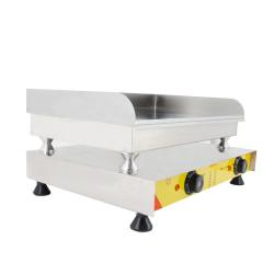 Electric Griddle Hot Plate Stainless Steel Premium
