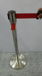Stainless Steel Queue Pole