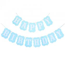 Happy Birthday Banner Card