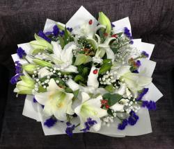 Queen Madonna Bouquet HB1090 floristkl