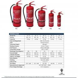 Fire Extinguisher Spec - ABC