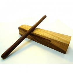 臺產 . 木製響板