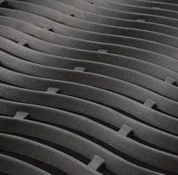 Porcelainized Cast Iron Reversible Wave Grids[137718]