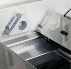 Stainless Steel Dual-Level Sear Plates