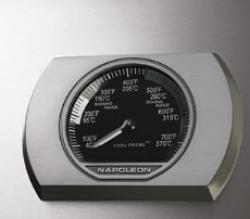 ACCU-PROBE™ Temperature Gauge.