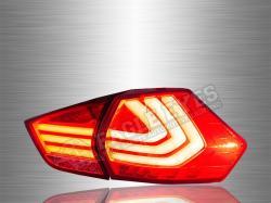 Nissan X-Trail LED Light Bar Tail Lamp 14-17