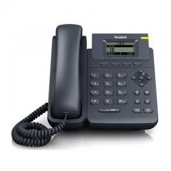 Yealink SIP-T19(P) E2: Single line IP Phone with 1 Line w/ PoE