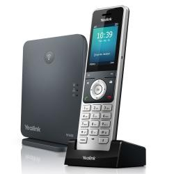 Yealink W60P: Premium Wireless DECT IP Phone