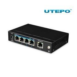 UTEPO UTP1-SW0401-TP60: 4 Ports PoE Ethernet Switch ( One Uplink Port)