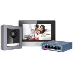 HIK VISION DS-KIS602: IP Video Intercom KIT