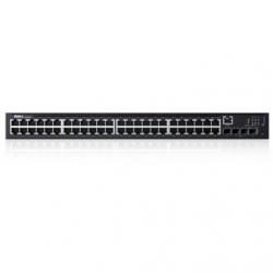 DELL EMC PowerSwitch N1548 48G c/w 4 10GbE SFP+ Switch