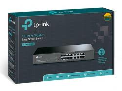 TP-Link TL-SG1016DE: 16-Port Gigabit Easy Smart Switch