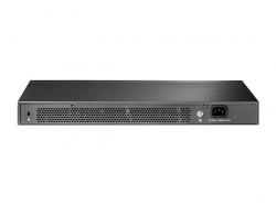 TP LINK T1700G-28TQ: JetStream 24-Port Gigabit Stackable Smart Switch with 4 10GE SFP+ Slots