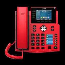 FANVIL X5U-R :Special Red Enterprise IP Phone