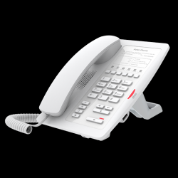 FANVIL H3 White : White Color Hotel IP Phone