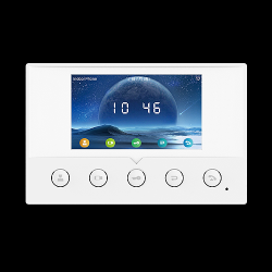 "FANVIL i51W : 4.3"" Color Screen SIP Indoor Intercom Station"