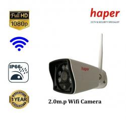 Haper 1080p 2.0mp Wifi Kit
