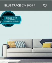 OW1059P BLUE TRACE