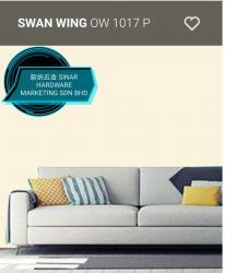 OW1017P SWAN WING